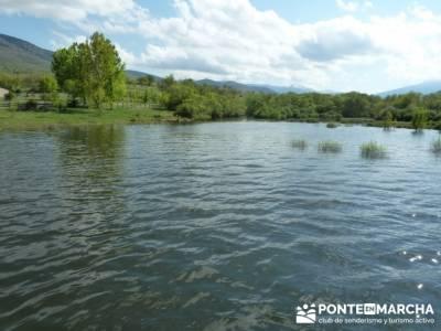 Ruta de Senderismo - Altos del Hontanar; senderismo manzanares el real
